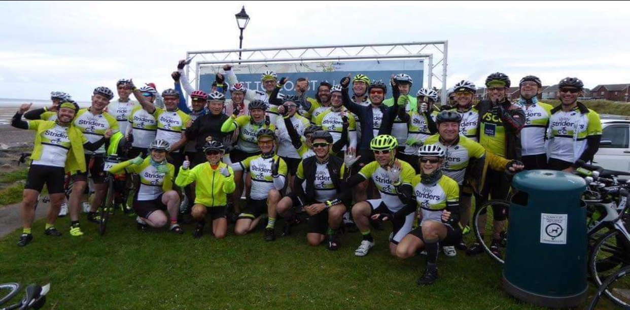 Valley Striders Cycling Club