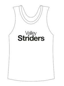 Valley Striders Running Vest
