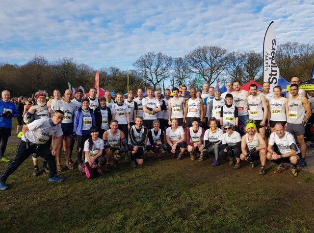 PECO Cross Country, Crimple Valley, January 2020